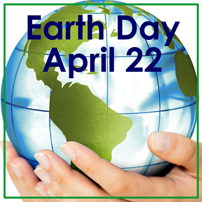 Earth Day Aprill 22