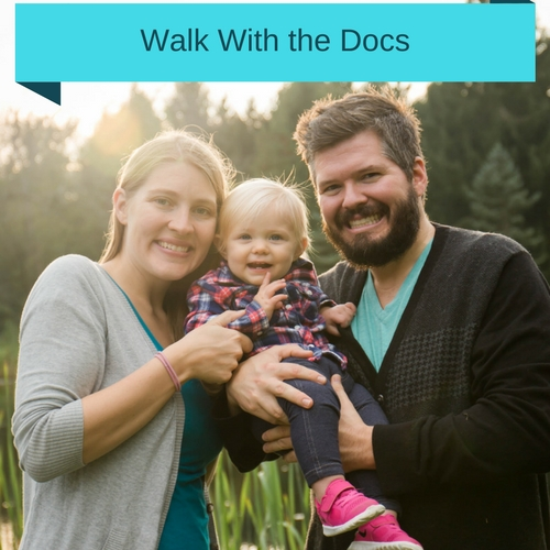 Walk with the Docs - Every Monday, starting April 23, meet at Gazebo at 9am