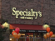 Specialties Cafe and Bakery